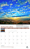 August 2013 Spread - NPF Calendar