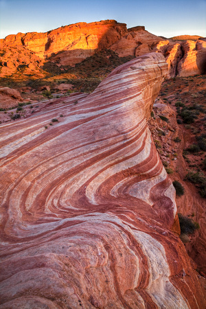 Firewave Sunset, Valley of Fire SP